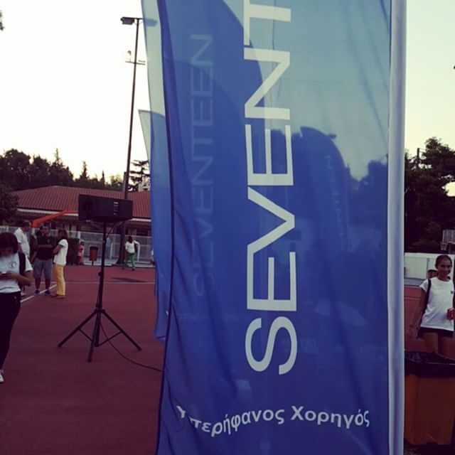 Seventeen proudly supports Katerina Stefanidi! @ivault_kat  #katerinastefanidi…