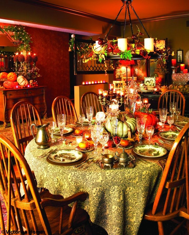 Thanksgiving Dinner Table Decorations 133 best thanksgiving decore images on pinterest | chairs, chair