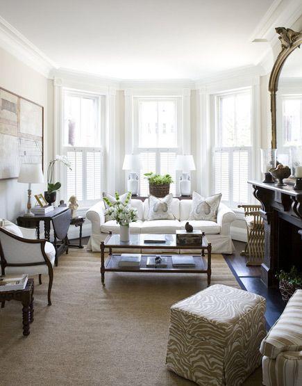Neutral Love Via Kelley Interior Design