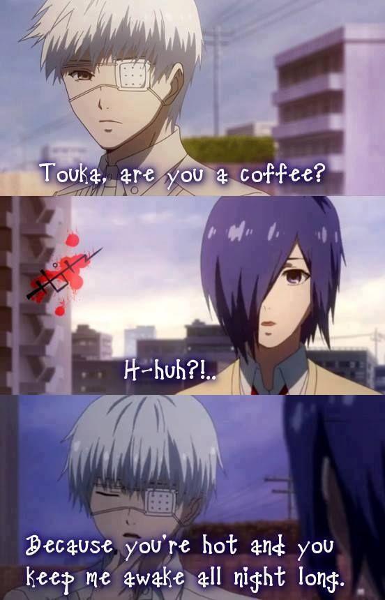 Anime: Tokyo ghoul (c)owner