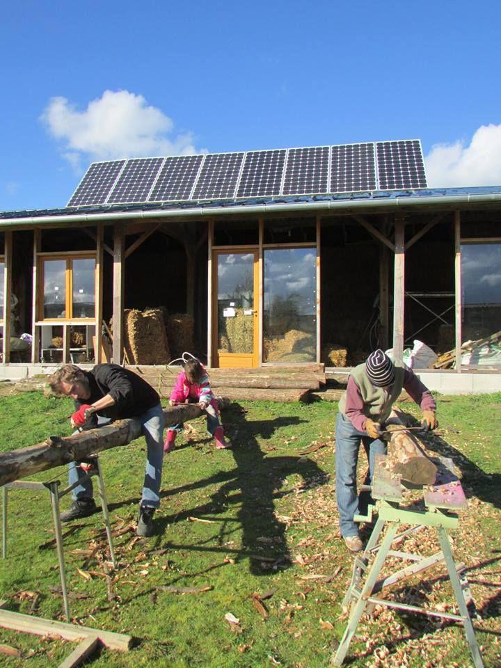 créer un écovillage en France