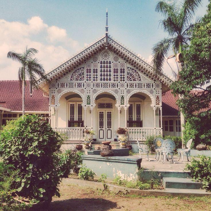 Puro Pakualaman, Yogyakarta, Indonesia