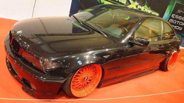 BMW E46 330ci Coupe at Essen Motorshow - Exterior Walkaround