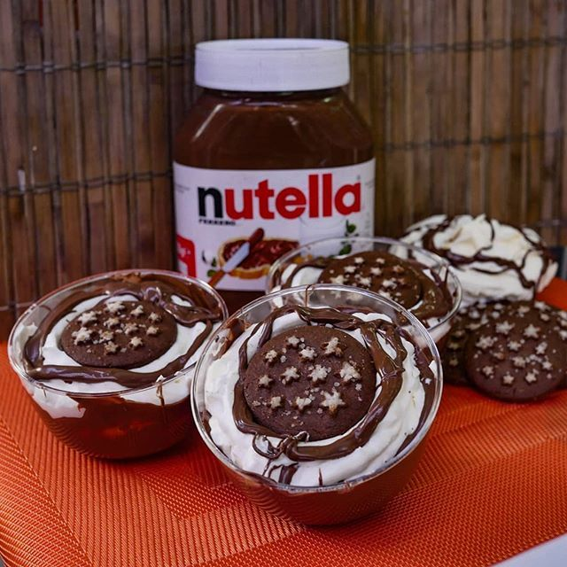 Instagram Nutella Desserts Nutella Bottle
