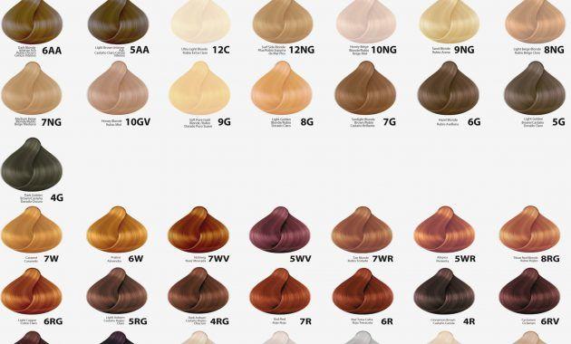 Tonos Carta De Colores De Pelo Issue Ion Color Brilliance Permanent Creme Hair Color Chart Wella Hair