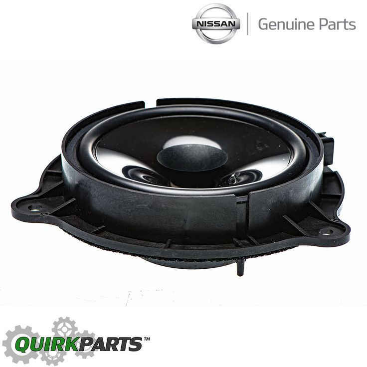 Cool Nissan 2017: 2007-2015 Nissan Altima Maxima Front Door Sound System Speaker OEM NEW Check more at http://24auto.ga/2017/nissan-2017-2007-2015-nissan-altima-maxima-front-door-sound-system-speaker-oem-new/