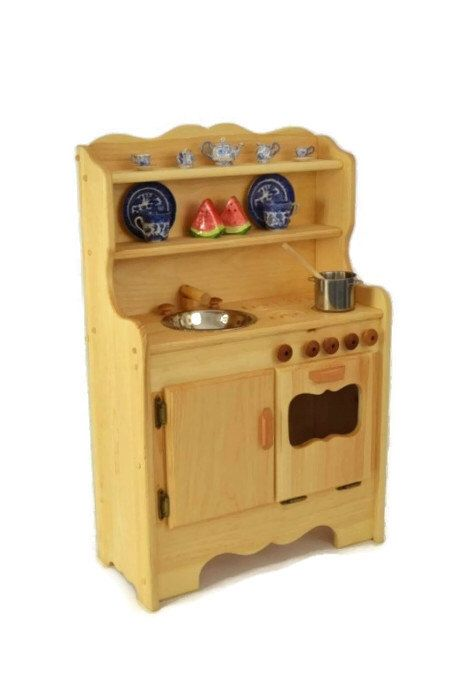 best 25+ wooden toy kitchen ideas only on pinterest | toy kitchen
