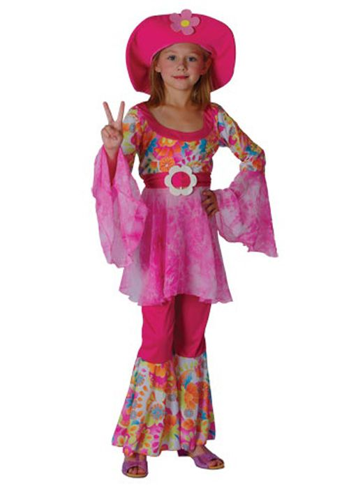 70's+fashion+for+kids | ... 70's & ABBA Fancy Dress » 60's & 70's Kids Costumes »Kids Pink 70's