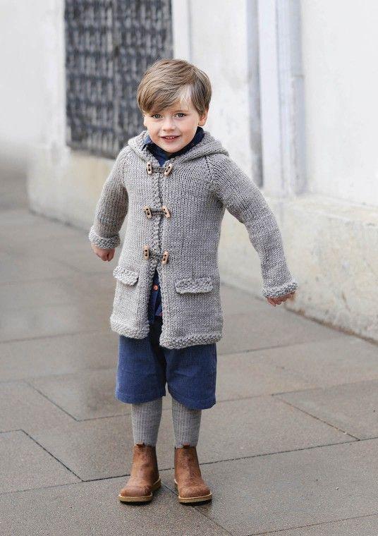Harry duffelcoat