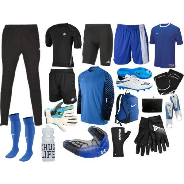 """Boy's Soccer Uniform"" by eappah on Polyvore"