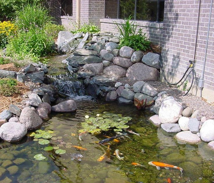 111 Best Images About Amazing Water Features On Pinterest Gardens Backyard Waterfalls And Patio