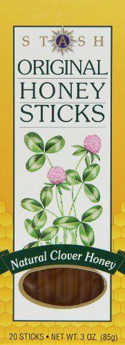 Stash Tea Company Original Honey Sticks, 20 Count Sticks Stash Tea Company,http://www.amazon.com/dp/B000I4PY1S/ref=cm_sw_r_pi_dp_Ow1Etb0BTXYMNEE7