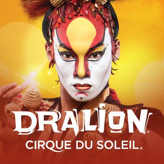 Dralion | Touring Show | Cirque du Soleil