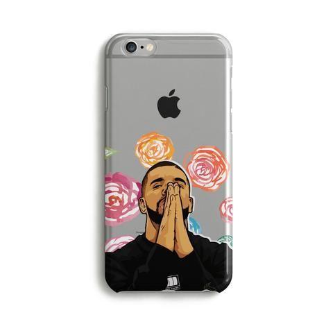 Flower Drake Rapper For iPhone 6 6s 6 Plus 6s Plus SE