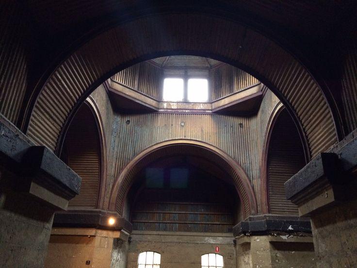Skylight Old Melbourne Gaol