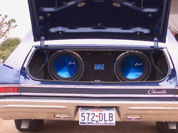 1968 chevelle trunk sub box subwoofers car audio stereo install & 36 best Honda Civic images on Pinterest   Honda civic Car ... Aboutintivar.Com