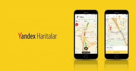 Yandex Haritalar'da sesli navigasyon ve yürüyüş yolları güncellendi