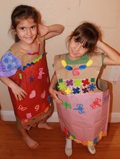 Paper Bag Princesses