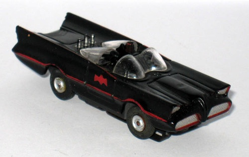 1960's Aurora Batman's The Batmobile Slot Car HO Scale Lot C | eBay