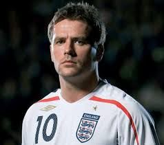 Michael Owen.  Liverpool and England