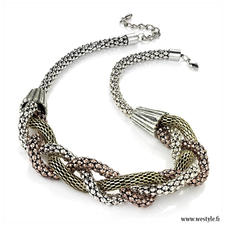 New cool necklace in store at www.westyle.fi