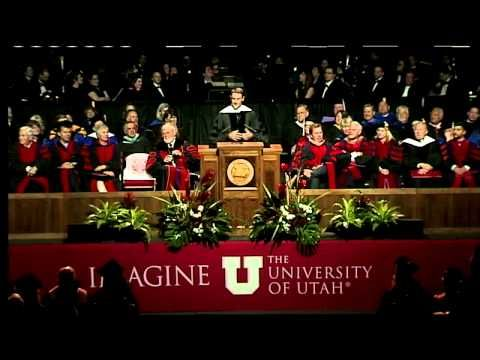 ▶ Alex Smith Delivers the 2014 Commencement Address - YouTube