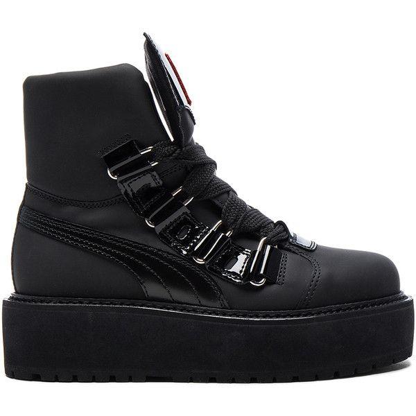 Platform Puma Boots