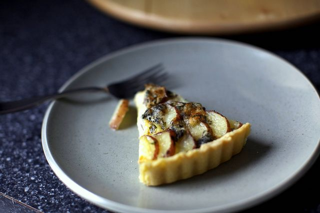 blue cheese and red potato tart | Brunch, punch and hors d'oeuvres ...