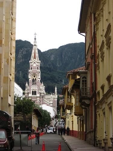Bogotá: Iglesia del Carmen