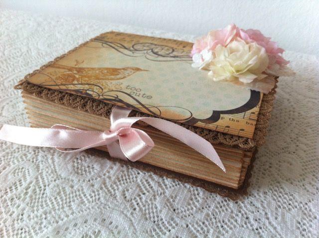 handmade paper box