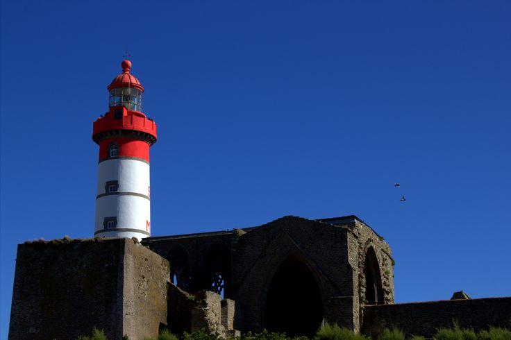 https://flic.kr/p/fLkZxw | Saint Mathieu lighthouse 11-08-2013 | Bretagne 2013