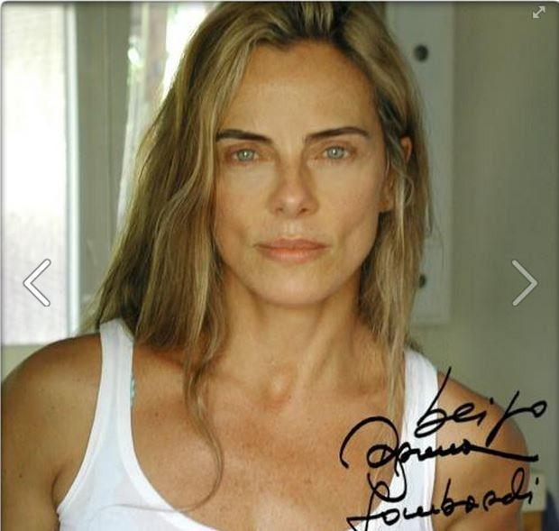 Bruna Lombardi - 62 anos