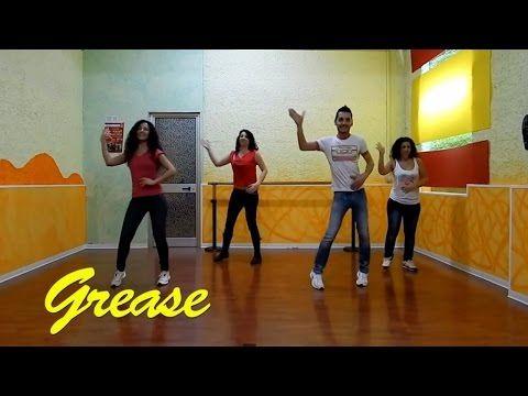Greased Lightning Dance Fitness by Jenny Lynne Inside Jenny's Head - YouTube