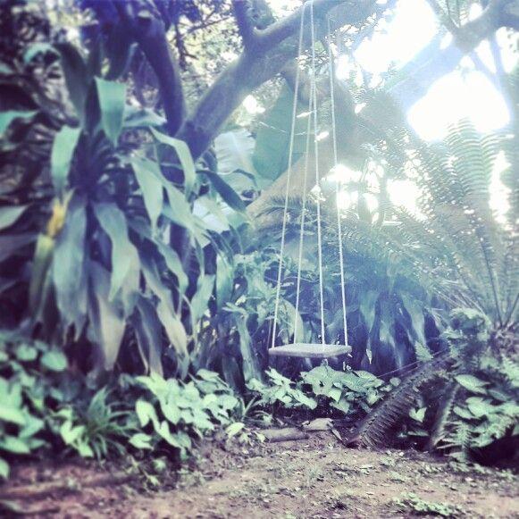 Swinging in silence