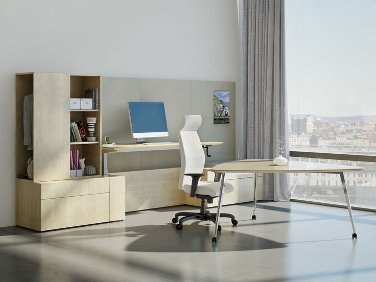 best Private Office  on Pinterest  Office furniture