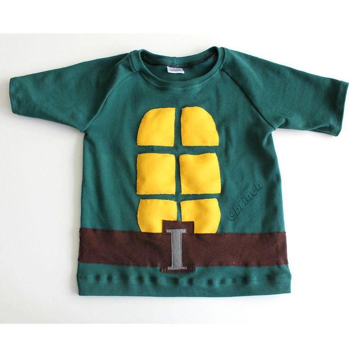 Så blev mit lille projekt ninjaturtles t-shirt færdig  så er David klar til at blive klædt ud på tirsdag uden en heldragt  #brinehskrea #davidsgarderobe #ninjaturtles #ninjaturtlesshirt #ninjaturtlesshirts #tshirt #ninjaturtleskostume #sytilbørn #syselvtilbørn #hjemmesyet #drengetøj #kostume