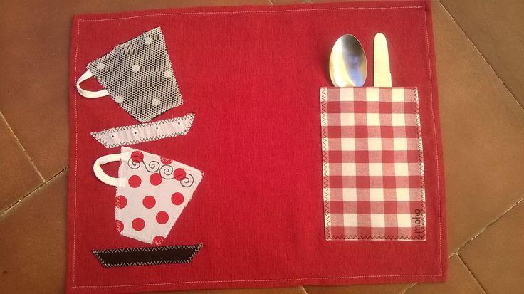 Manteles individuales para una mesa más divertida y original ...