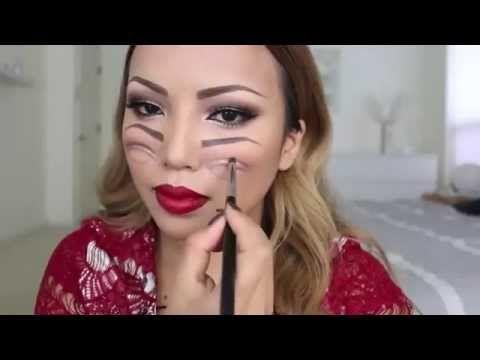 Yabancı Kızdan mükemmel Makyaj Değişimi ! » Sağlık ♥ Hastalık #make-up #makyaj #cilt #rimel #ruj
