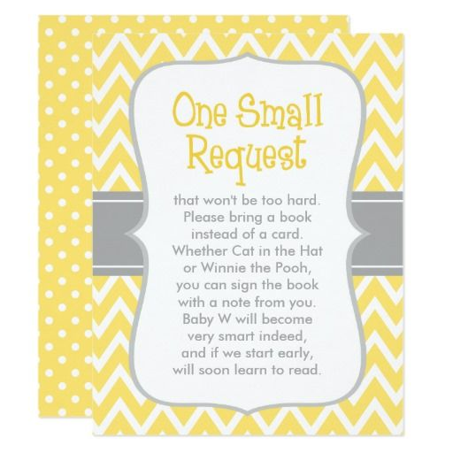 345 best Book Themed Baby Shower Invitations images on Pinterest