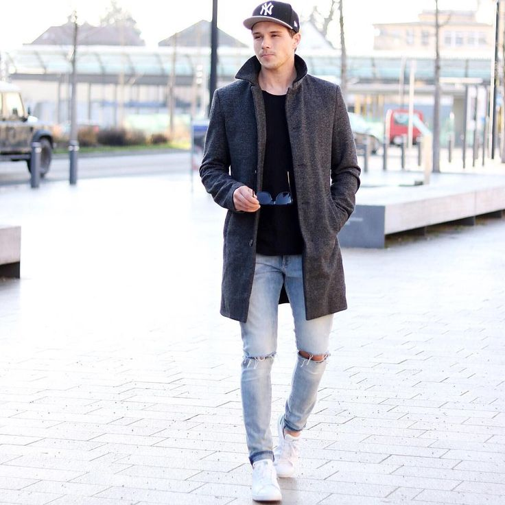 Insanely cool ways to wear your basic tees #mensfashion  #fashion