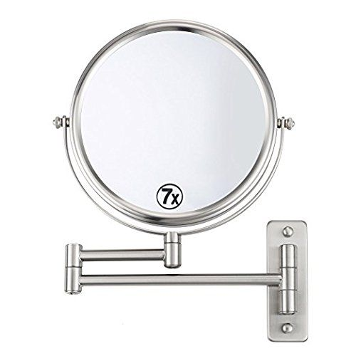 Gallery For Photographers Mona Vista Bathroom Mirror Makeup Shave Mirror Magnifying Mirror Double Sided Swivel