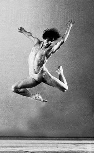 Rudolf Nureyev by Cecil Beaton