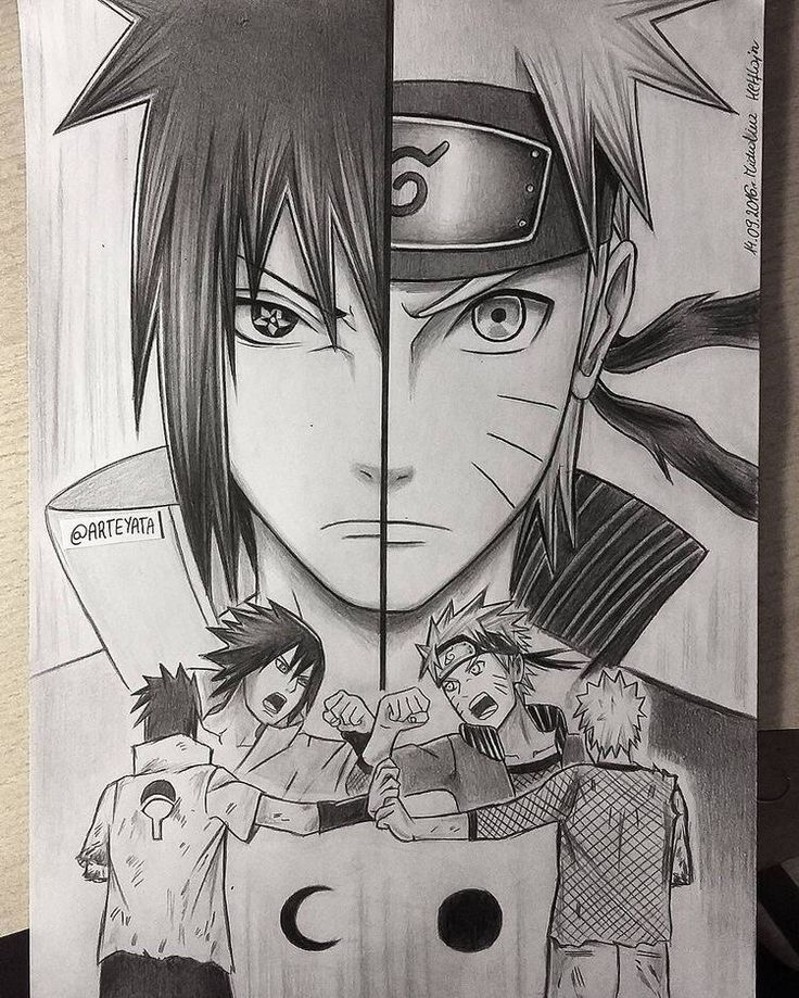 60 Best Naruto Drawings Images On Pinterest: Pin By Kenny Floria On Cool Shit
