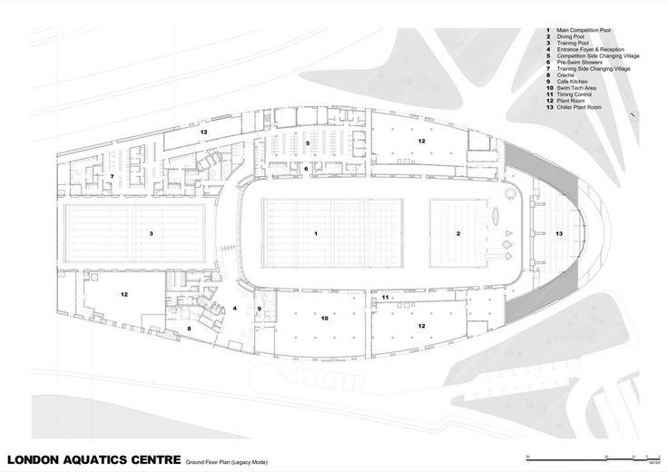 Galería de Centro Acuático de los Juegos Olímpicos de Londres 2012 / Zaha Hadid Architects - 42