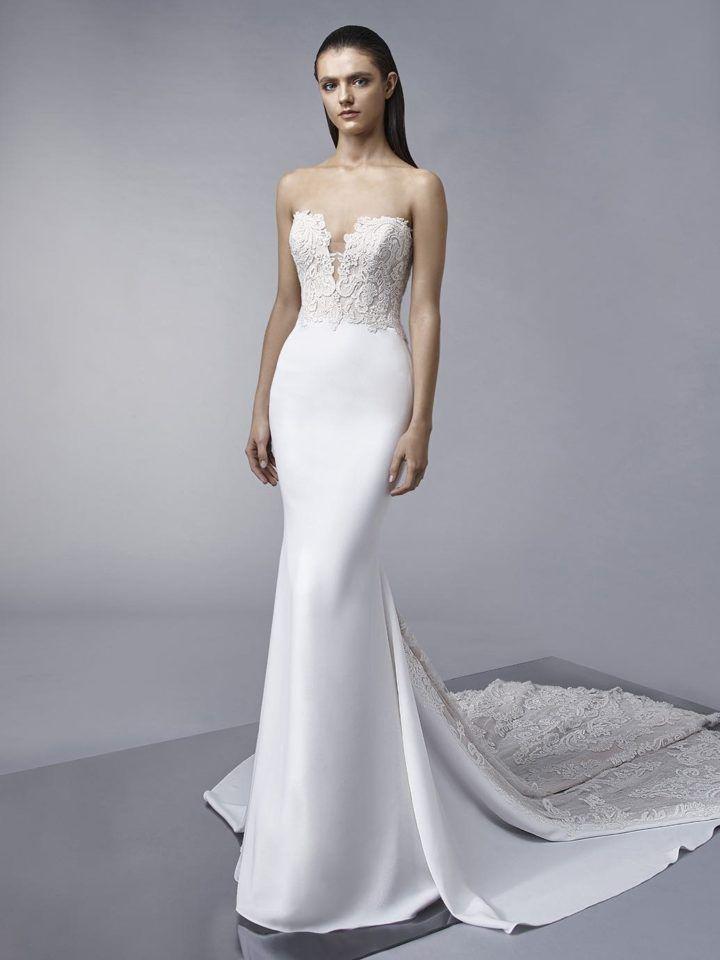 Wunderschone Enzoani Brautkleider Die Sie Nicht Verpassen Sollten