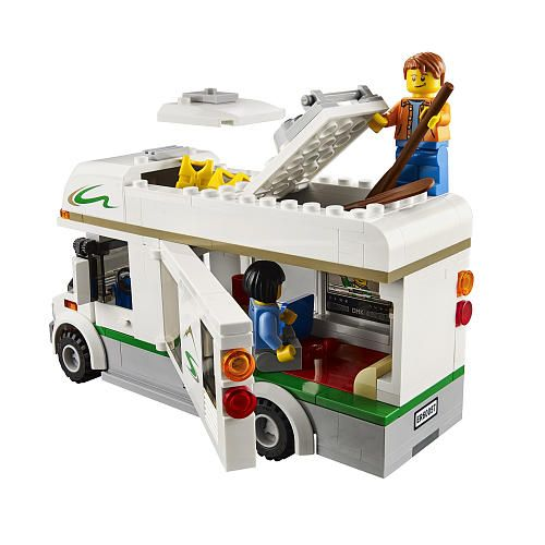 "LEGO City Camper Van (60057) - LEGO - Toys ""R"" Us"