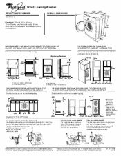 25 best ideas about stackable washer dryer dimensions on pinterest traditional laundry room. Black Bedroom Furniture Sets. Home Design Ideas