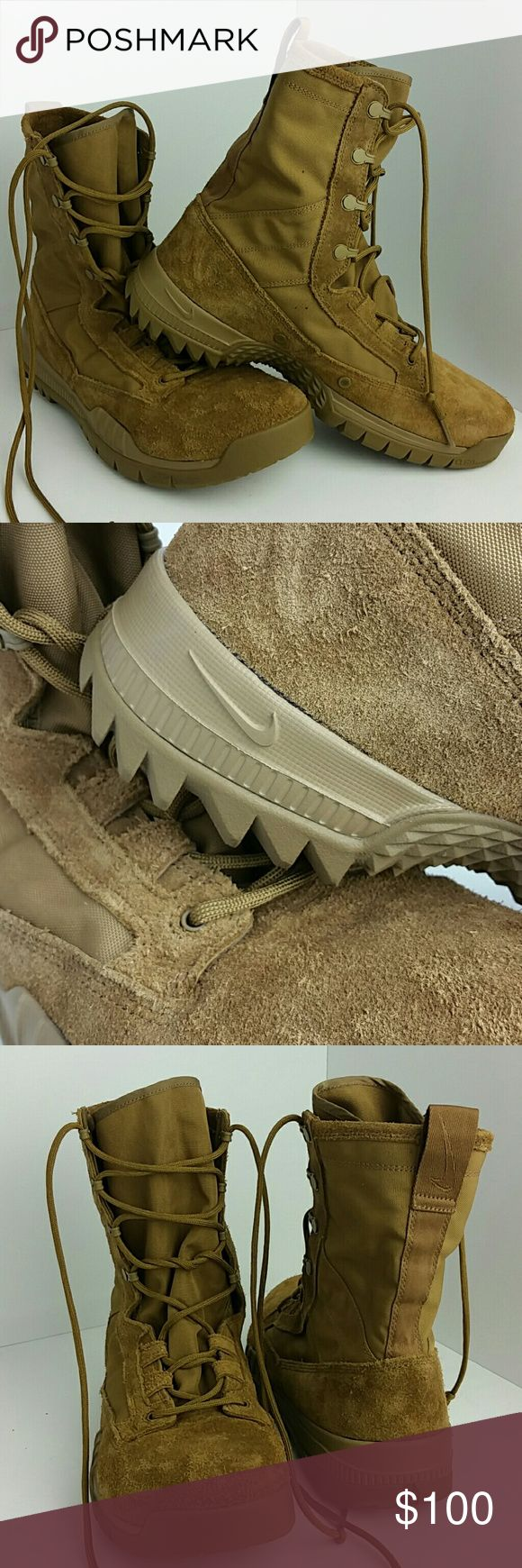 NIKE SFB SPECIAL FILED MEN'S BOOT VERY CLEAN INSIDE-OUT   SKE # UB NIKE  Shoes Boots