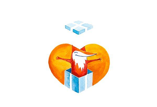 https://www.behance.net/gallery/58089537/Illustrations-for-my-friends