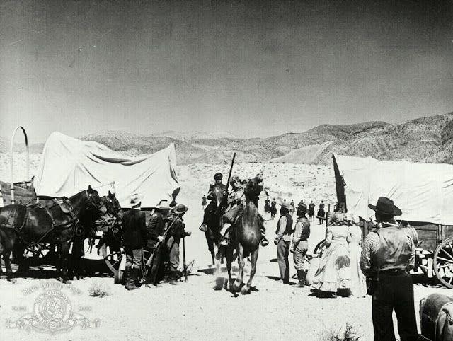 1950 - Davy Crockett, el explorador indio - Davy Crockett, Indian Scout Reparto George Montgomery, Ellen Drew,